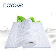NOYOKE yatak şiltesi yatak odası mobilyası lateks uyku yatak Topper 5cm kalınlığında Tatami Mat