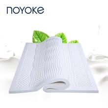 Tapete do tatami da espessura do topper 5cm do colchão do sono do látex da mobília do quarto do colchão da cama de noyoke