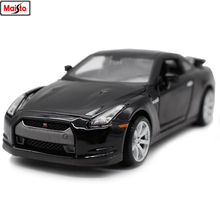 Maisto 1:24 2009NissanGTR3 simulation alloy car model crafts decoration collection toy tools gift maisto 1 24 2017 chevrolet calvert simulation alloy car model crafts decoration collection toy tools gift