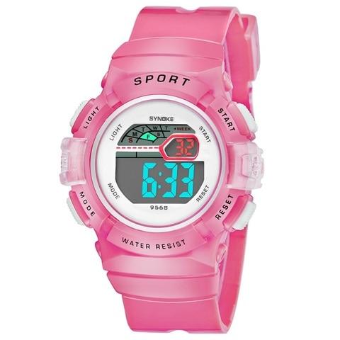 Brand Kids Watches Alarm Sports Waterproof Multi-functional Student Girl Boys WatchesLED Digital Watch Clock Reloj De Ninos Multan