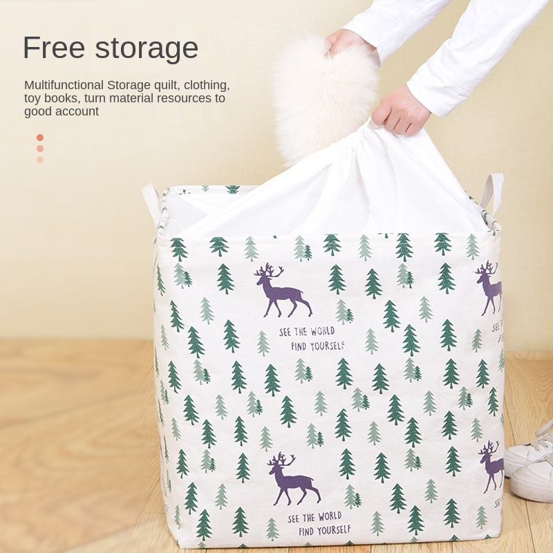 Quilt storage bag large capacity clothes quilt waterproof moisture-proof mildew-proof organizing folders Packaging Tool
