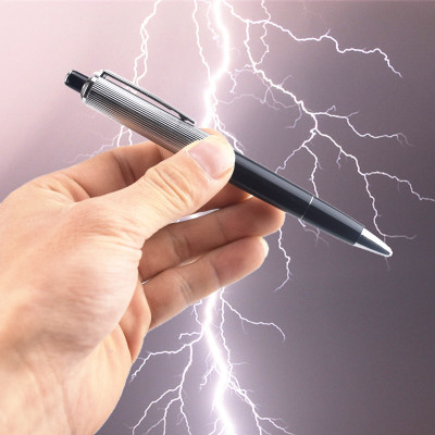 1PCS Electric Shock Pen Practical Joke Gag Prank Funny Trick Fun Gadget April Fool Toys
