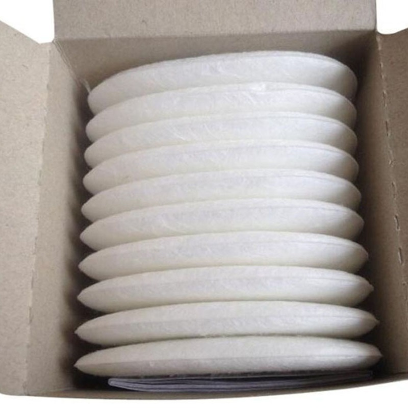 Image 4 - 10pcs 3M 5N11 Filter Cotton Gas Mask Respirator Replace Fitting Suit 3M 6000 7000 Series Dust Mask Paint Spraying Face WorkChemical Respirators   -