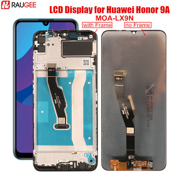 Display for Huawei Honor 9A LCD Touch Screen MOA-LX9N Digitizer Assembly Replacement Screen for Honor 9a 9 a 6.3''LCD Screen фото