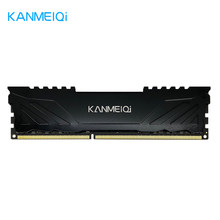 KANMEIQi memoria ram ddr3 8GB 1866MHz 1600Mhz Desktop Memory rams with heat Sink New dimm stand by SSD 128GB
