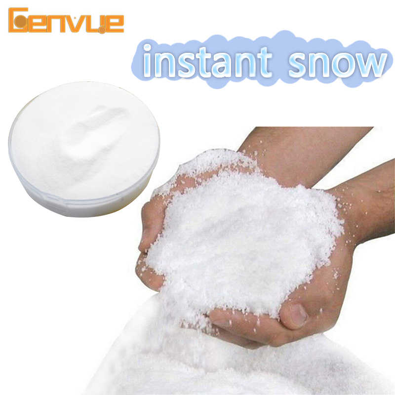 100g Magic Snow Additives For Slime Charms Polymer Clay Lizun Putty Soft Filler Addition for Slime Mud Particles Accessories