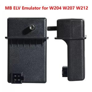 Image 1 - 5pcs/lot Big ESL ELV Emulator ELV Simulator for Mercedes Benz W204 W207 W212 for Autel IM608 VVDI BGA Tool CGDI MB Programmer