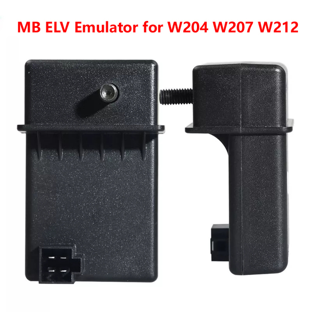 5pcs/lot Big ESL ELV Emulator ELV Simulator for Mercedes Benz W204 W207 W212 for Autel IM608 VVDI BGA Tool CGDI MB Programmer