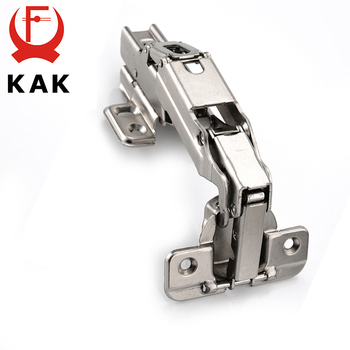 KAK 175 Degree Cabinet Hinge Cold Rolled Steel Fixed Hinge Rustless Iron Cabinet Cupboard Door Hinges For Furniture Hardware цена 2017
