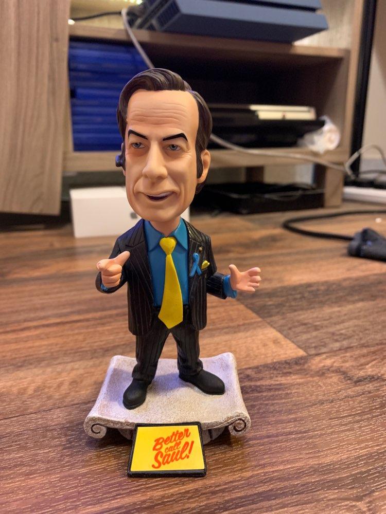 1box Gift Box 16.5cm Breaking Bad Heisenberg Action Figure Doll Cartoon PVC Jesse Pinkman Walter Model Toy D10