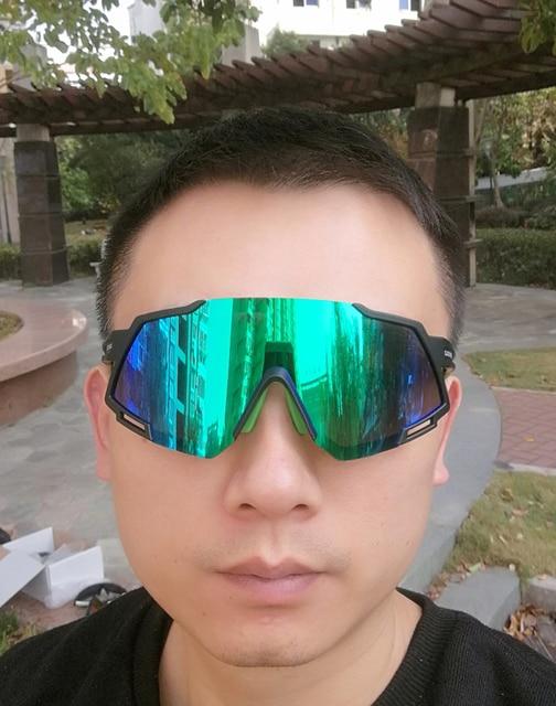 Goggles Polarized Cycling Sunglasses  3