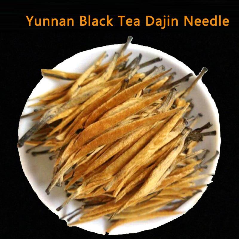 Yunnan Black Tea Super-class Ancient Tree Of Golden Needle Black Tea Honey Fragrance Fengqing Yunnan Red Lu