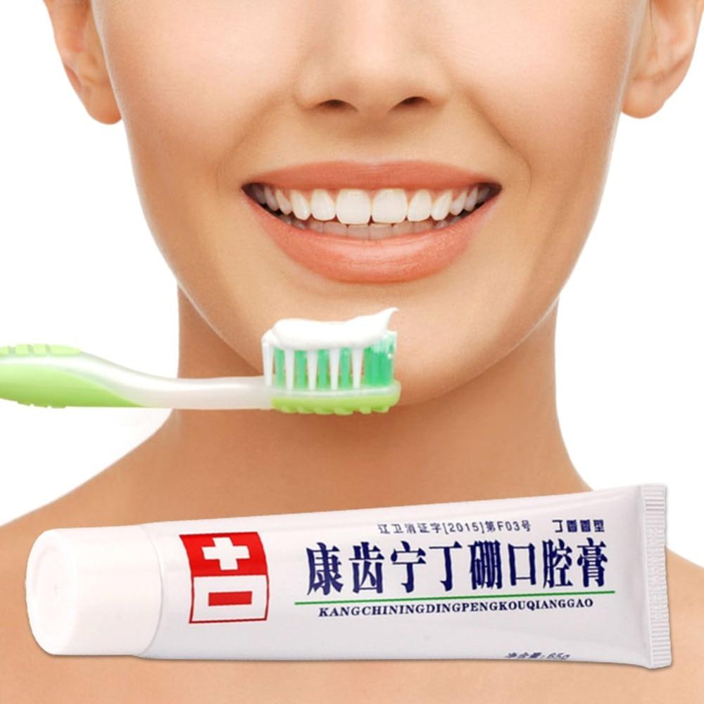 36g Toothpaste Bamboo Teeth Mouth Cream Anti-inflammatory Analgesic Deodorant Fresh Mouth Dental Care Hot