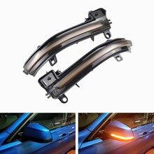 цена на Dynamic Blinker For BMW F20 F30 F31 F21 F22 F23 F32 F33 F34 X1 E84 F36 F87 M2 1 2 3 4 Series Turn Signal LED Mirror light