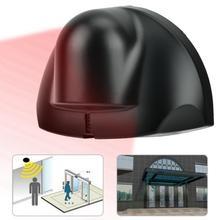 Sensor de movimiento de microondas para puerta automática, 12 24V, 24.125Ghz, sensores de autopuerta, novedad 2019