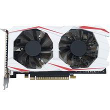 Independent Graphics Cards Original GPU GTX750Ti 2GB 128bit GDDR5 Video Card GTS450 PCI Express 2.0 for NVIDIA Geforce Games