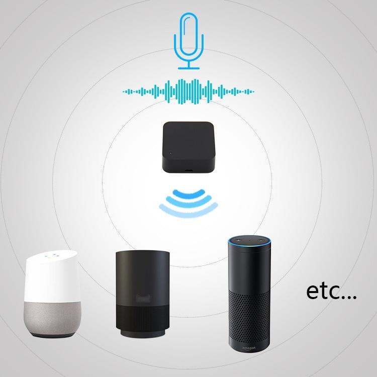 [Factory] Tuya Graffiti Smart Home Smart Life APP Control Versatile WiFi Infrared Remote Controller