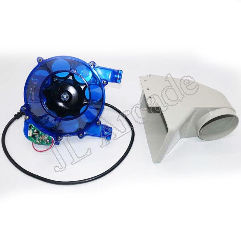 110V Coin Blue Motor Coin Hopper Arcade Motor z kubełkiem na monety do kasyna automat do gier hazard Slot akcesorium