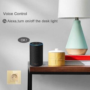 Image 4 - Acckip Wifi Smart Plug Franse 13A Met Google Home Alexa Afstandsbediening Het Apparaat Stopcontact
