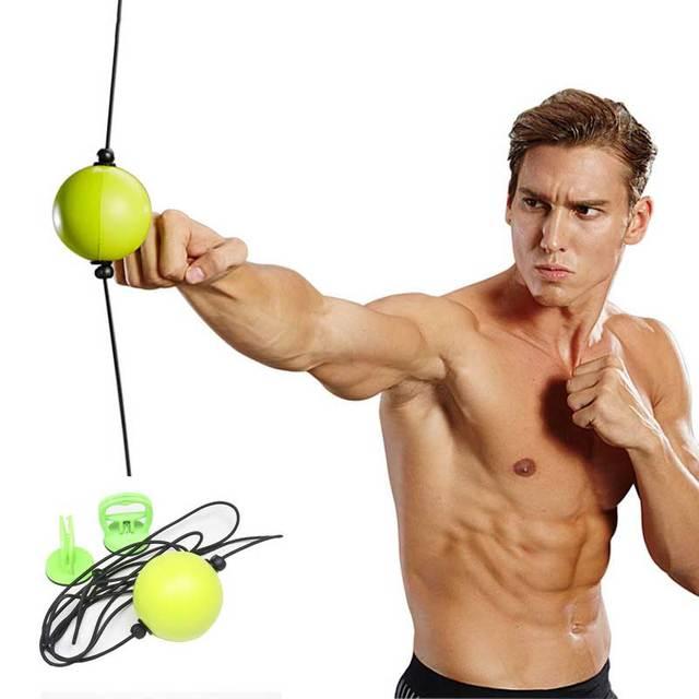 Bola rápida para Muay Thai MMA Treinamento para Esportes de Fitness