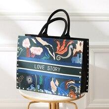 Bolso de mano de gran capacidad a la moda, bolsos de un solo hombro de alta calidad para mujer, bolsos cruzados clásicos, marca Louis CC GG