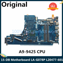 CPU Laptop Motherboard A9-9425 L20477-601 for HP 15-DB with Am9425/Cpu/Epv51/.. LSC