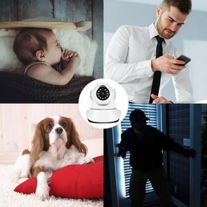 Image 4 - Cámara IP inalámbrica de seguridad para el hogar, cámara de vigilancia, Wifi, visión nocturna, CCTV