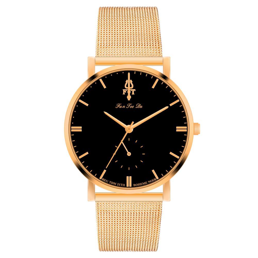 Luxury Brand 2020 New Men Watch Ultra Thin Stainless Steel Clock Man Quartz  Sport Watch Men Casual