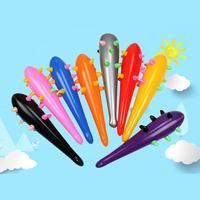1 pçs inflável martelo brinquedos modelo de bastão de beisebol brinquedo para festa prop escola atividades fornecer multicolorido 55cm|Brinquedos infláveis| |  -