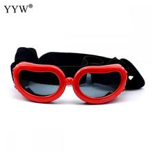 6 Colors Foldable Pet Dog Sunglasses Eyewear Protective Goggles Plastic Cool Eye
