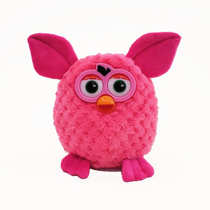 Image 5 - 15cm Electronic Pets Furbiness Talking Phoebe Interactive Pet Owl Electronic Recording Children Christmas Gift Action Figure Toy