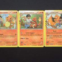 TAKARA TOMY 100pcs/set No Repeat Pokemon Battle Toys Hobbies