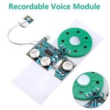 1 шт записываемый голосовой модуль для самодельных поздравительных