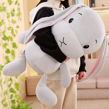 30cm Cute Soft Rabbit Plush Toys Stuffed Rabbit Plush Doll Stuffed Plush Animal Baby Toys Best Gift For Kids Children cute rabbit plush backpack cartoon stuffed plush doll children school bag gifts for kids