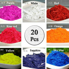 20 Colors 2g Per Color DIY Candle Wax Pigment Colorant Non-toxic Soy Candle Wax Pigment Dye for Making Scented Candle