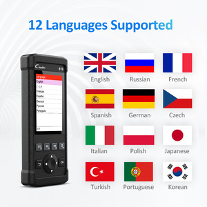 Image 5 - LAUNCH X431 CR619 OBD2 Automotive Scanner ABS Airbag SRS Scanner obd 2 Engine Code Reader LAUNCH Car Diagnostic Tool Free Update