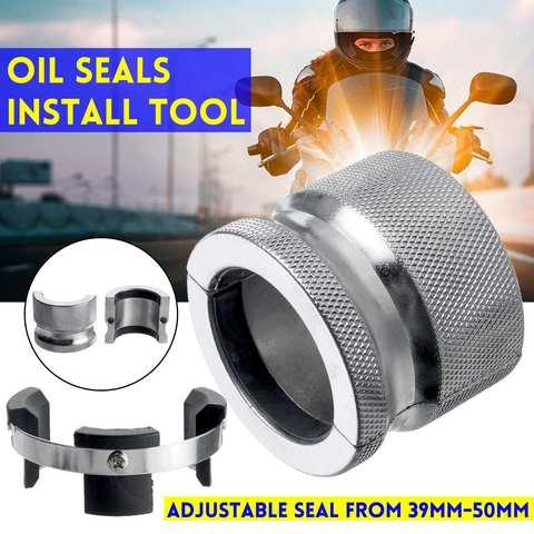 ferramenta especial de desmontagem automotiva ferramenta de montagem vedacao de garfos selos de oleo ferramenta