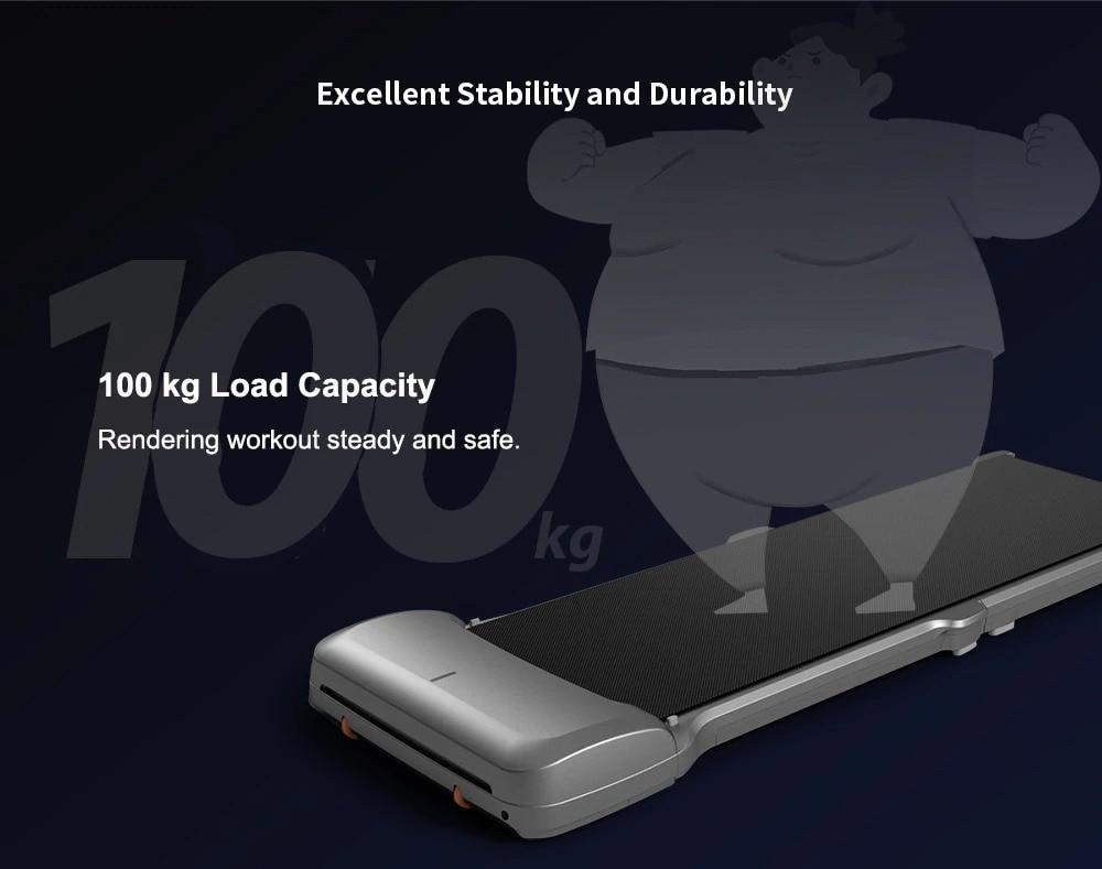 WalkingPad C1 Smart APP Control Folding Walking Pad Mini Ultra-thin Walking Pad Machine Outdoor Indoor Gym Electrical Gym Fitness Equipment_008