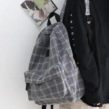 Diehe moda faculdade saco de escola mochilas para as mulheres listrado livro packbags para adolescentes dos homens sacos de ombro viagem