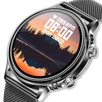 HD display 360*360 Smart Uhr Männer IP68 Wasserdichte Multifunktionale Sport Modus Smartwatch Frauen Herz Rate für Android Ios