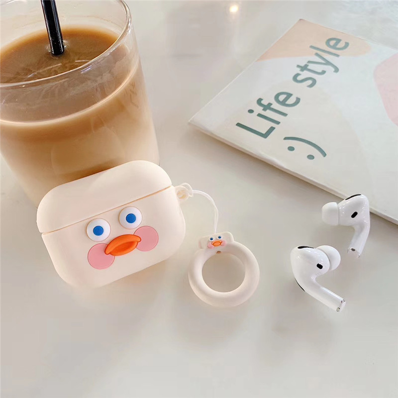 Cute 3D Silicone Case for AirPods Pro 152