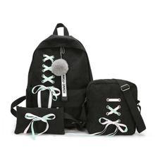 Fashion corduroy women's backpack…