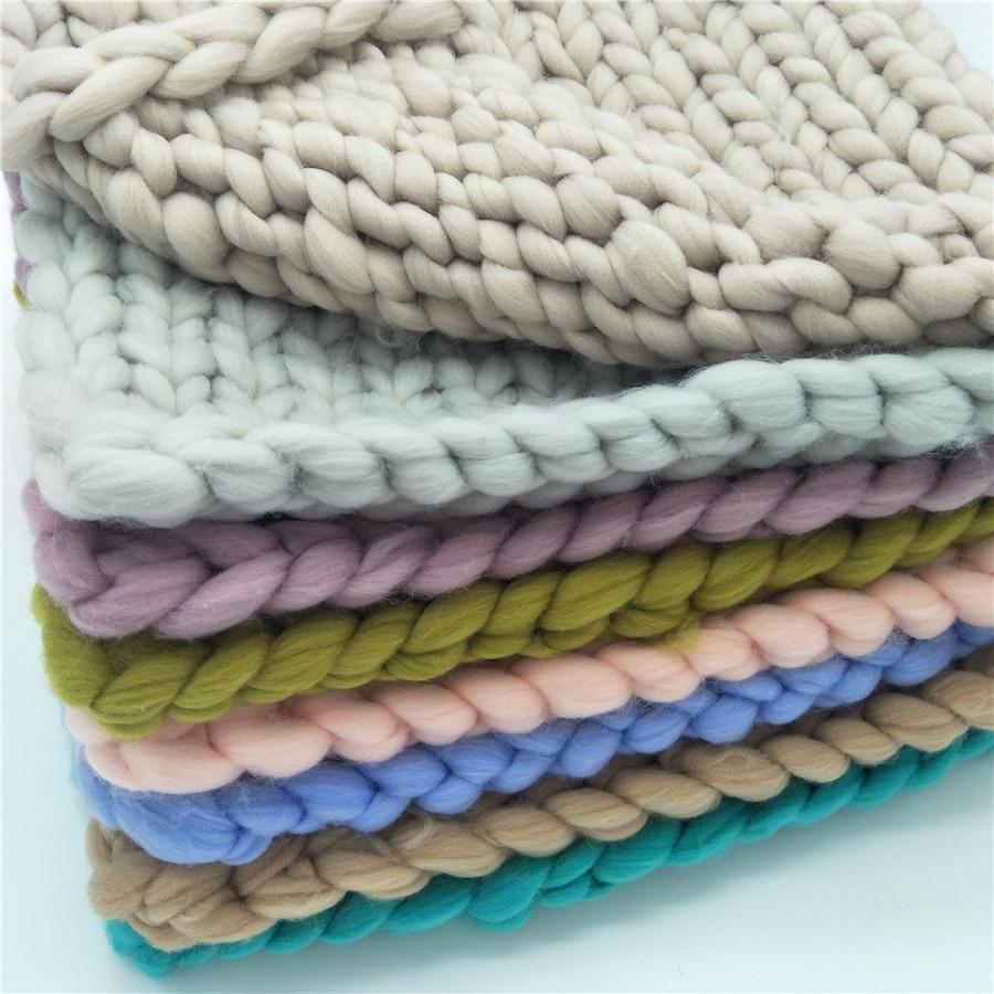4035cm fio grosso cobertor cobertor da fibra 01