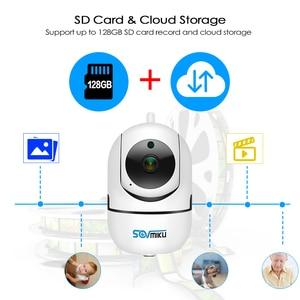 Image 4 - HD 1080P Cloud IP Camera WiFi Wireless Home Security Camera  Two Way Audio Surveillance CCTV Network Pet Camera Baby Monitor