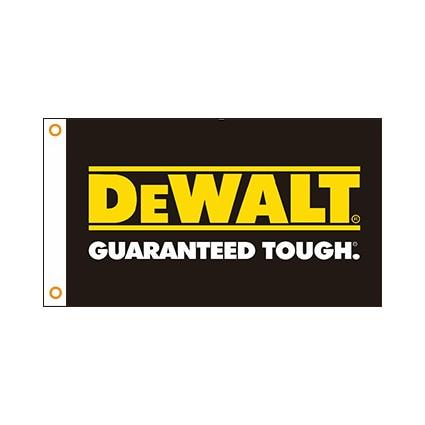 90x150 см Баннер Dewalt гарантированно жесткий