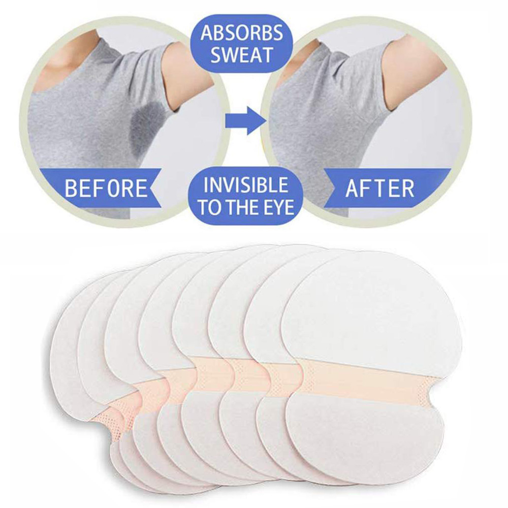 OSHIONER Clothing Sticker Absorbent-Deodorant Dress Perspiration-Pad Armpit-Care Sweat-Scent
