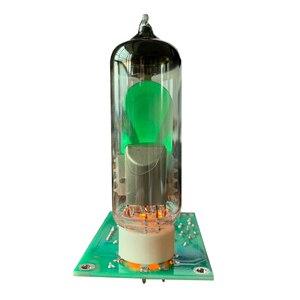 Image 1 - 6E1 / EM81 أنبوب عين القط ، مؤشر مستوى العين ، لوحة القيادة ، الضبط الفلوريسنت ، مكبر للصوت ، راديو الأنبوب