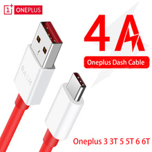 Oneplus 3T 3 5T 5 6T 6 Dash Charger Cable USB Type C Dash Cable Type-C 4A Fast Charging Power Data Cable 100cm 150cm 200cm cheap Oneplus Dash Cable Qualcomm Quick Charge 3 0 Travel A C Source 100-240V 0 6A ROHS WEEE Reversible
