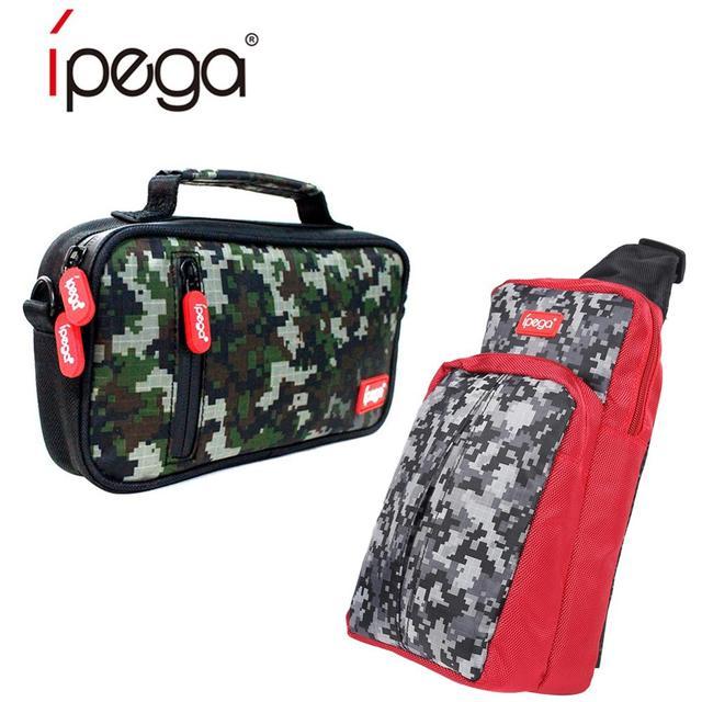 iPega PG 9185/9183 Game Console Storage Bag Handbag Case Cross Shoulder Bag Fit for Nintend Switch Lite Console Game Accessory