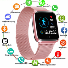 N99 Sport IP68 Smart Watch Women Men Fitness Tracker Heart Rate Monitor Waterproof Smartwatch for Android IOS apple PK S7 P68